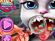 Talking Angela infectie pe limba