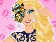 Barbie glamour party