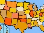 Test de Geografie:Tarile din America