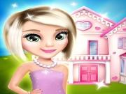 Joc de decorare a casei de papusi online