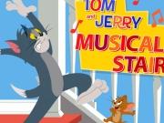 Scări muzicale Tom și Jerry
