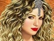 Machiaj pentru Shakira