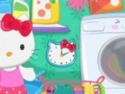 De spalat haine Hello Kitty