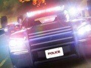 Masina politiei Cursa cu Obstacole