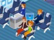 Rolul de stewardesse