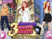 3 stiluri pentru sedinta foto a lui Ariel