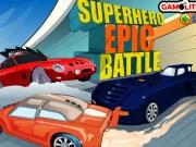 Masinile Super Eroilor cu Batman