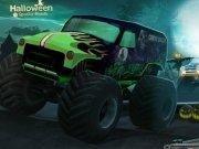 Camioane monstru curse de Halloween