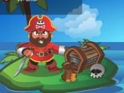 Piratul Andy si cuferele de comori