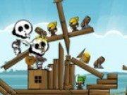 Joc puzzle atacul piratilor