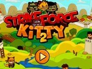 Pisica luptatoare StrikeForce Kitty 2