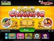 Papa Louie sandwich-uri de brânză