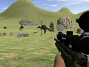 Dinozauri Jurassic Sniper