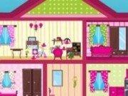 Casa roza a papusilor