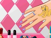 Manichiura rapida pentru unghii