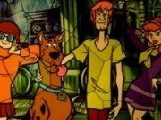Puzzle Scooby Doo si echipa misterelor
