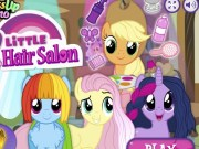 Coafuri Applejack, Rainbow Dash, Fluttershy si Twilight Sparkle