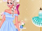 Rochii in cutii surpriză pentru Elsa