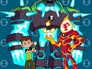 Ben 10 Atacul insectelor extraterestre