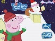Peppa Pig ajutor pentru Mos Craciun