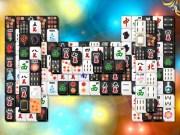 Mahjong Alb si negru