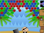 Bubbles shooter pe insula piratilor