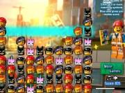 Lego Ninjago Potriviri Personajele din film