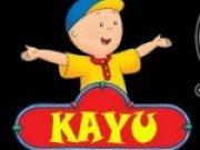 Kayu si prietenii sai De gasit numerele