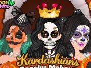 Spooky Makeup de Halloween