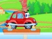 Masinuta Wheely 6