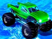 Masinile monstru: Cursa pe apă