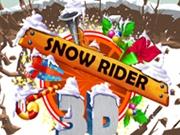 Mos Craciun Snow Rider 3D