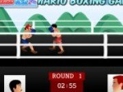 Mario in ringul de box