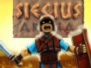 Lupte cu sabii in Arena Siegius