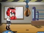 Antrenamente de box