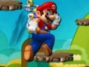 Mario Aventura cu jetpack