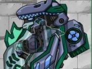 Asambleaza Robotul Mosasaurus