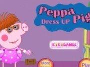 Peppa Pig Imbraca purcelusa roza