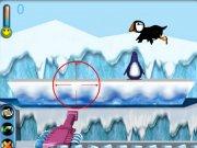Pistol cu gheata Pinguin