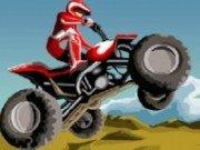 Cascadorii cu ATV