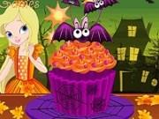 Decoreaza Briose de Halloween