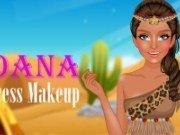 Makeup Moana
