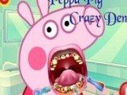Peppa Pig la dentist