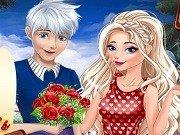 Jack si Elsa Vs Villain de Valentines Day