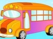 Autobuzul scolii de decorat