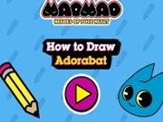 Mao Mao: Cum să-l desenezi pe Adorabat