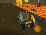 Lego City: Vulcanul Explorator