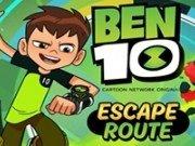 Ben 10 Escape Cartoon