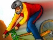 Aventura ciclism cu BMX