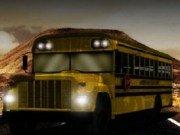 Teroristii ataca autobuzul